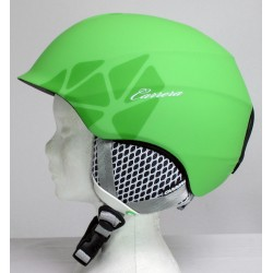 Casque de ski Carrera C LADY green mat flower