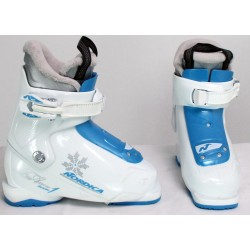 Chaussure Ski alpin Junior NORDICA Fire Arrow Team 1 blanc/bleu