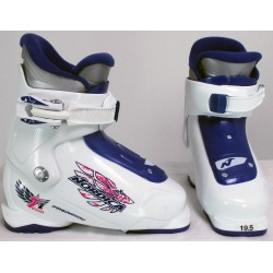 Chaussure Ski alpin Junior NORDICA Fire Arrow Team 1 bleu et blanc