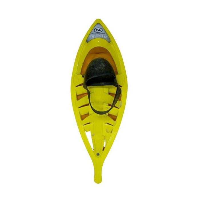 Raquette à neige occasion TSL 510 jaune