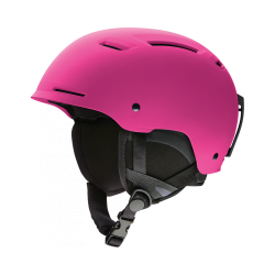 Smith Smith Matte Fuschia Skihelm