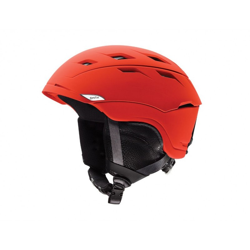 Casque Ski Smith Sequel Matte Sriracha