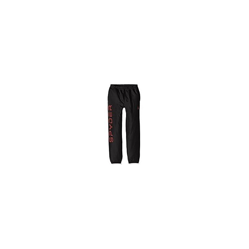 Pantalon SPYDER Power fleece 2016/2017 noir/rouge n°23