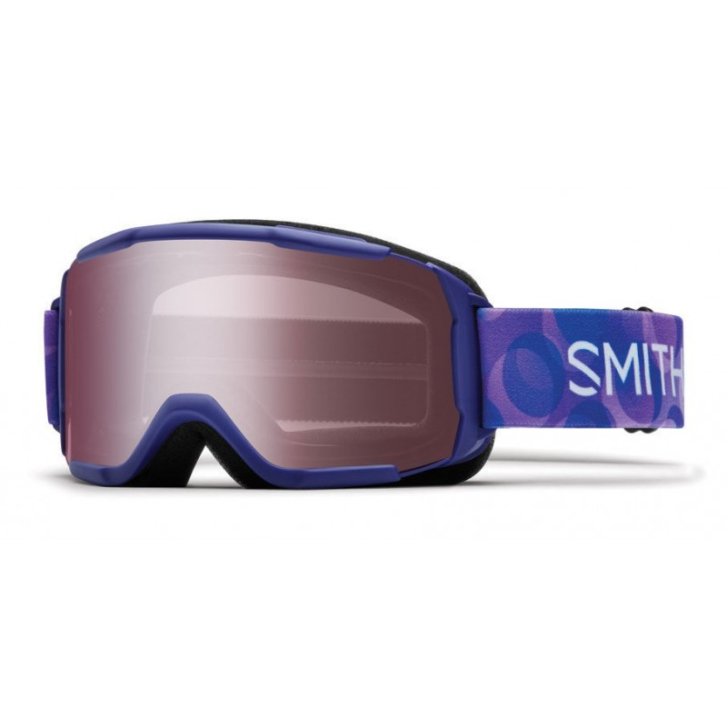 Masque de Ski Smith Daredevil ultraviolet dollop