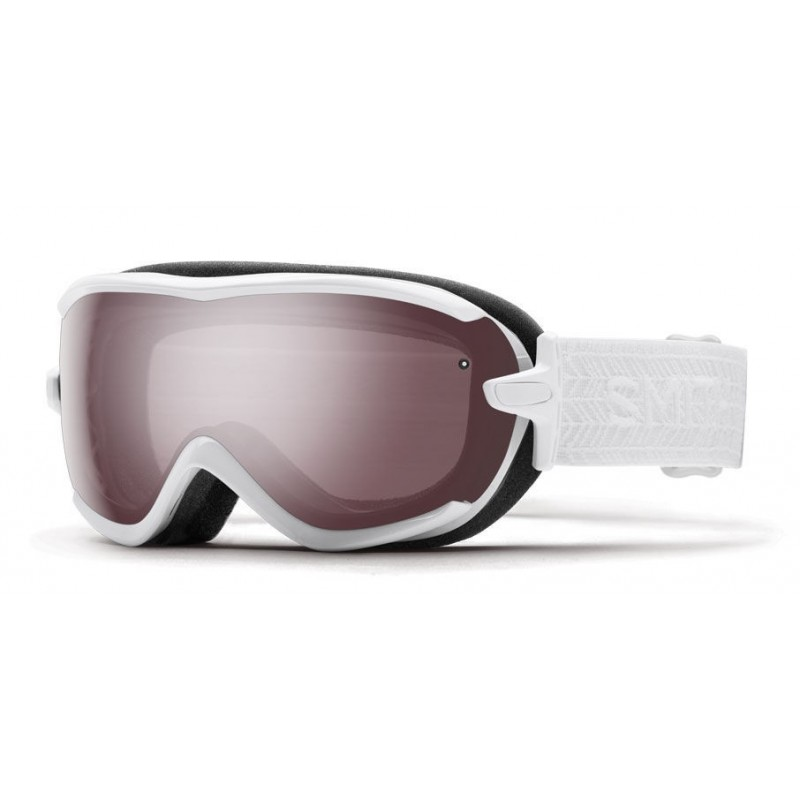Masque de Ski Smith Virtue White eclipse