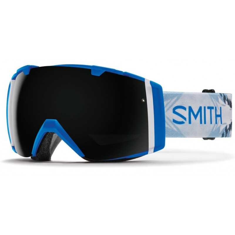 Masque de Ski Smith I/O Coal