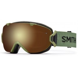 Masque de Ski Smith I/OS Olive
