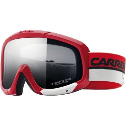Masque de Ski Carrera Stratos Evo Rouge