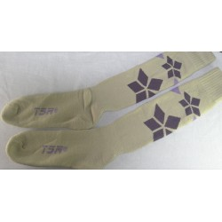 TSM Women's Beige 36/41 socks
