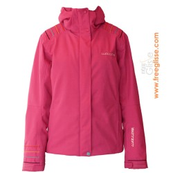 Veste Ski Fille WATTS Loll rose