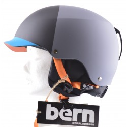 Casque ski Bern Baker Grey blue