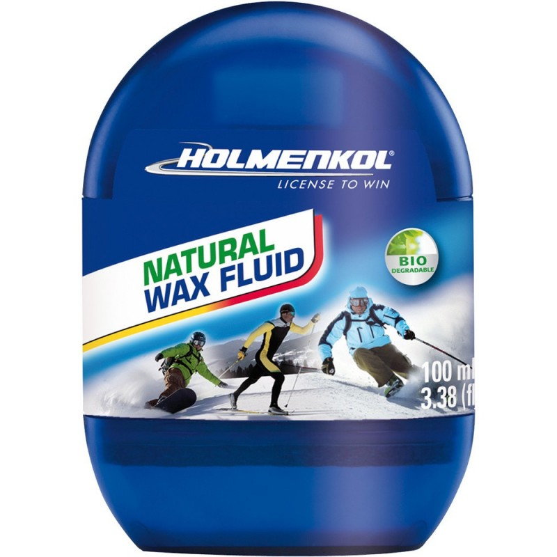 Fart Holmenkol NATURAL SKI WAX FLUID