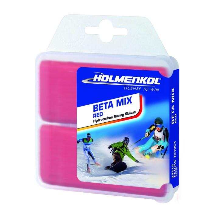 Holmenkol Wachs BETAMIX 2x35gr