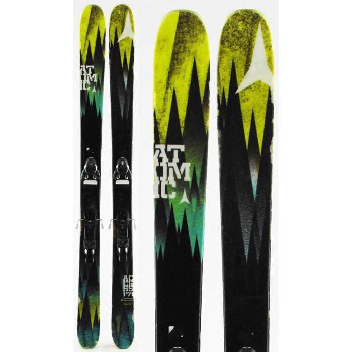 Ski occasion Atomic Access 2ème choix + fixation
